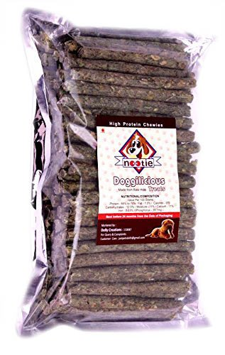 Nootie Dogilicious High Protien Munchies-Natural Flavour