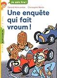 """Afficher """"Les enquêtes fabuleuses de FFF, le fameux Félix File-Filou Une enquête qui fait vroum !"""""""