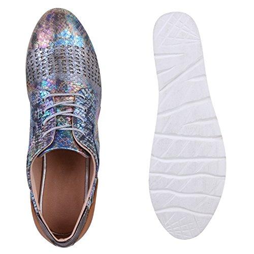 Mjus , Sneakers Basses femme Candy/Iride/Caramel