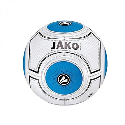Jako Fussball Match 3.0 VO2302 Weiß/Jako Blau/Schwarz 5