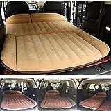 Sinbide Abziehbar Auto Luftmatratzen Luftbett Camping aufblasbare Matratze Isomatte Auto SUV MVP mit Pumpe