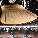 Sinbide Abziehbar Auto Luftmatratzen Luftbett Camping aufblasbare Matratze Isomatte Auto
