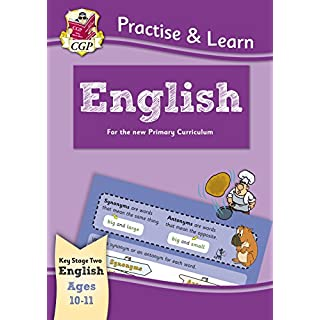 New Practise & Learn: English for Ages 10-11