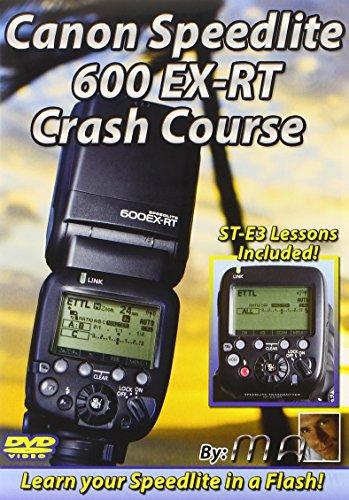 Preisvergleich Produktbild Canon Speedlite 600 EX-RT Crash Course