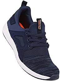 Athleisure Men's Navy Synthetic Shoes (203226185) - 8 UK