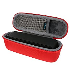 per Anker SoundCore 1 / 2 Dual-Driver Ultra-Portable computer portatile senza fili bluetooth altoparlante viaggiare Conservazione il trasporto valigia scatola borsa costodie da co2CREA
