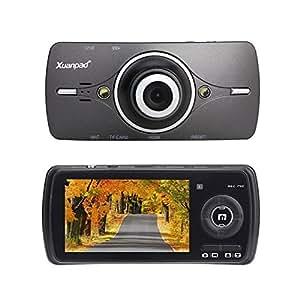 xuanpad dash cam full hd 1080p in car camera blackbox. Black Bedroom Furniture Sets. Home Design Ideas