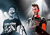 Bastille 14 - singer - band - Music - A4 Poster - print - picture