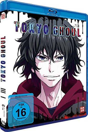 Tokyo Ghoul - Vol. 3 [Blu-ray]