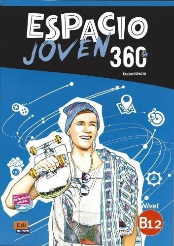 Descargar gratis Espacio joven 360º libro del alumno EPUB!