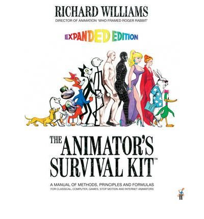[ THE ANIMATOR'S SURVIVAL KIT BY WILLIAMS, RICHARD E.](AUTHOR)PAPERBACK