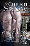 Operation: Endurance (When the Mission Ends Book 3)