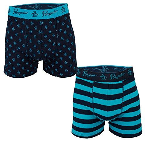 original-penguin-boxershorts-2er-pack-marineblau