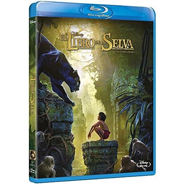 El Libro De La Selva [Blu-ray]: Amazon.es: Neel Sethi, Bill ...