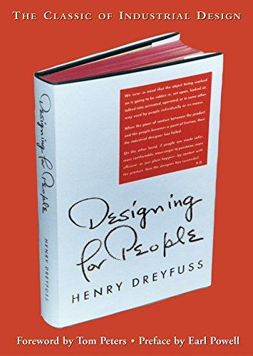 Designing for People por Henry Dreyfuss