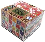 Aitoh Origami Paper 3-inch x 3-inch 360 Sheets-Assorted Colors