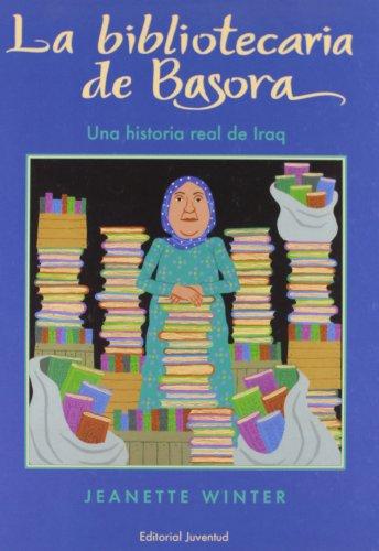 La bibliotecaria de Basora (ALBUMES ILUSTRADOS)