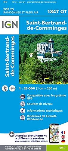 1847OT ST BERTRAND DE COMMINGES par Collectif