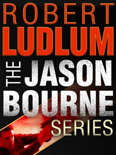 The Jason Bourne Series 3-Book Bundle: The Bourne Identity, The Bourne Supremacy, The Bourne Ultimatum (English Edition)