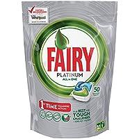Fairy Platinum Original lavastoviglie compresse–200compresse (4x 50pezzi)