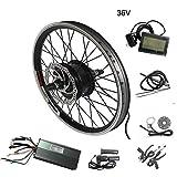 WENHU Bicicletta elettrica da 28 Pollici 48v 1500w-batteria elettrica per Bicicletta Kit Bici Kit Bici elettrica Ebike E
