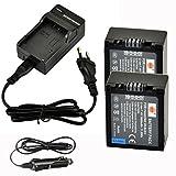Die besten DSTE Kameras - DSTE®(2 Pack)Ersatz Batterie und DC67E Reise Ladegerät Kit Bewertungen