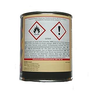 Flash - Brenngel 500 ml Dose