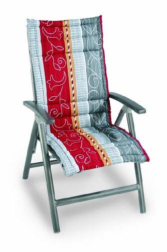 Best 04510772 Coussin plat pour fauteuil relax Motif 0772 175 x 50 x 4 cm