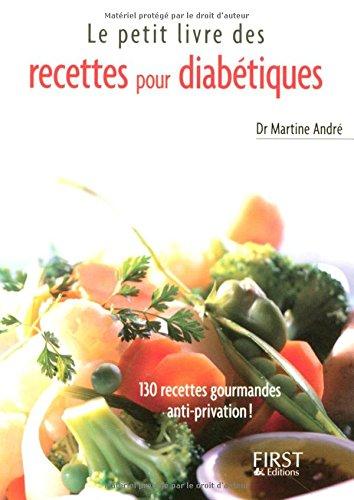 Petit livre des recettes pour diabétiques