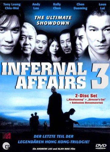 Bild von Infernal Affairs 3 (Kinofassung + Director's Cut) [2 DVDs]