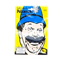 Prank Policeman Moustache