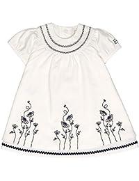 Emile et Rose Posy Navy Floral Summer Baby Dress 01d7640f65ea