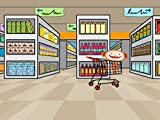 Spielplatz / Supermarkt / Küche