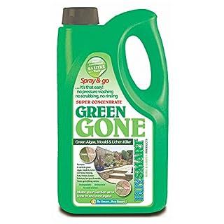 Buysmart Products 2.5L Green Gone Super Concentrate Algae Mould/Moss Killer