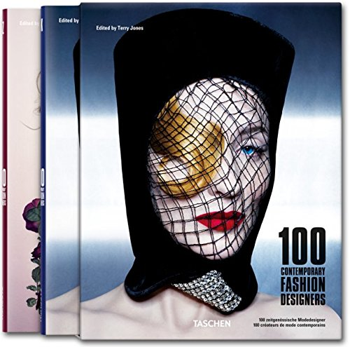 100 contemporary fashion designers. Ediz. italiana, spagnola e portoghese por T. Jones