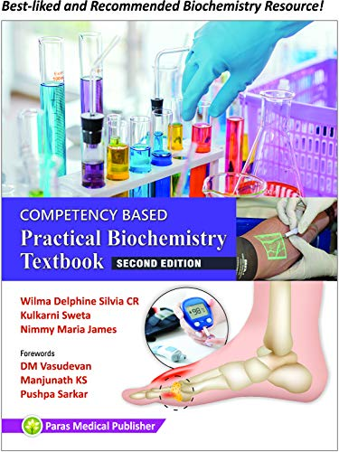 Competency Based Practical Biochemistry Textbook (2nd Edition 2020)