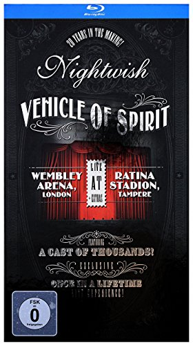 Nightwish – Vehicle of Spirit [Blu-ray]