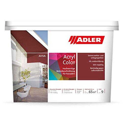 Aviva Acryl-Color 1l Beton- und Putzfassaden