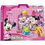 Diset - 46193 - Loisir Créatif - Magnetics Minnie - Daisy Boutique