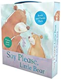 Say Please, Little Bear Book and Puzzle Pack: 36-Piece Jigsaw Puzzle (Generic Jigsaw Pack) by Peter Bently