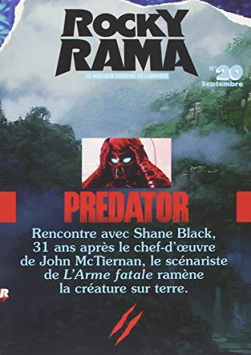 Rockyrama 20 Shane Black