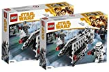 LEGO Star Wars Imperial Patrol Battle Pack 75207 Star Wars Spielzeug + LEGO Star Wars Imperial Patrol Battle Pack 75207 Star Wars Spielzeug