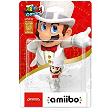 Amiibo 'Collection Super Mario' - Mario (Tenue de mariage)