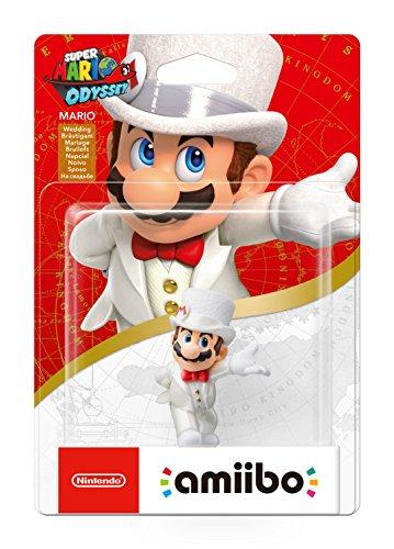 Nintendo - Figurina Amiibo Mario, Colección Super Mario