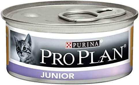Proplan : Boîte Pplan Junior : Poulet, 85g