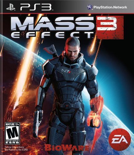 Electronic Arts Mass Effect 3, PS3 PlayStation 3 vídeo - Juego (PS3, PlayStation 3, Acción / RPG, Modo multijugador, M (Maduro))