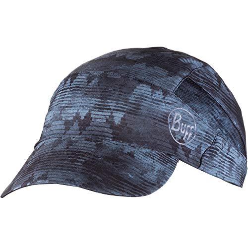 Buff Erwachsene Pack Patterned Trek Cap, Tzom Stone Blue, One Size -