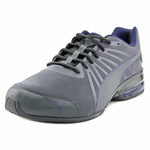 PUMA Mens Cell Kilter Nubuck Training Shoes  10  Grey