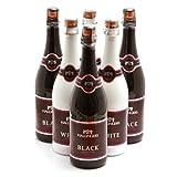 Hallingers Sekt Black & White Chardonnay & Rosé 2012