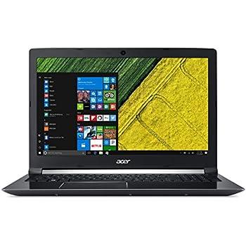 "Acer Aspire A715-71G-52SK Notebook, 15.6"", Intel Core i5-7300HQ, RAM 8 GB DDR4, 1000 GB HDD, Nero"